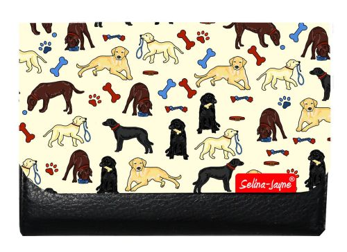 Selina-Jayne Labradors Limited Edition Designer Small Purse